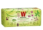 Wissotzky Lemongrass & Verbena Tea / Box of 25 bags