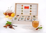 Journey Collection - Lovers assortment Wooden Tea Chest
