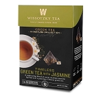 Wissotzky Tea Timeless Green Tea with Jasmine
