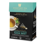 Wissotzky Tea Spiced Citrus Nana Mint