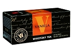 Wissotzky Tea Vanilla Tea / Box Of 20 Bags